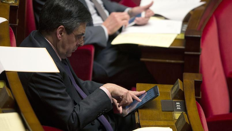 François Fillon insinue que s'il y a Internet en France, c'est grâce à lui