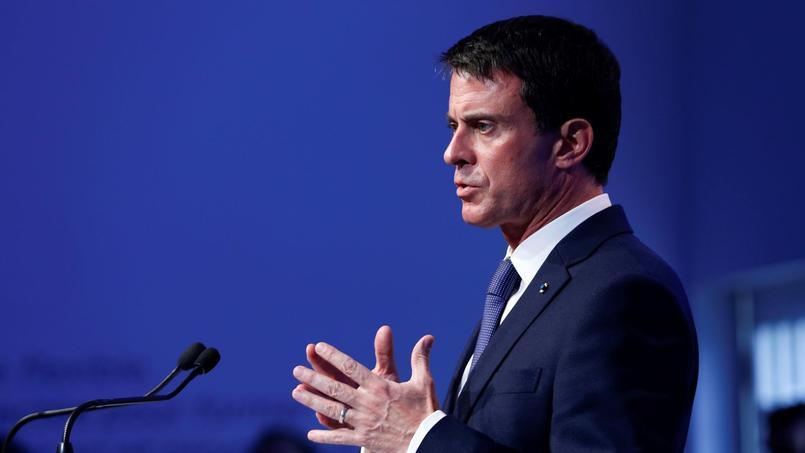 «Je respecte les convictions de chacun mais je refuse d'avoir à juger de la pertinence d'un projet en fonction de sa religion», explique Manuel Valls.