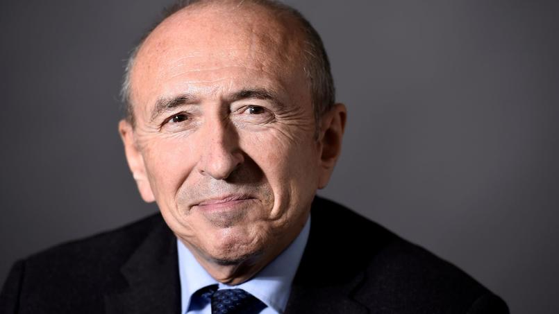 Le sénateur-maire de Lyon, Gérard Collomb, en novembre 2016.