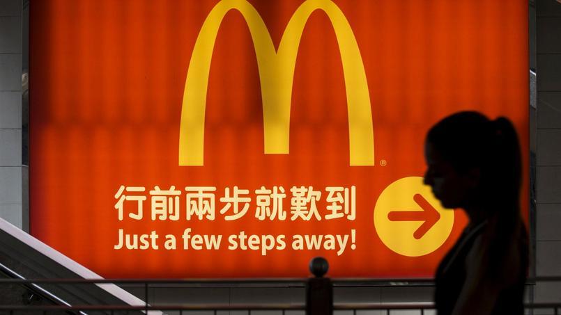 McDonald's vend ses opérations en Chine