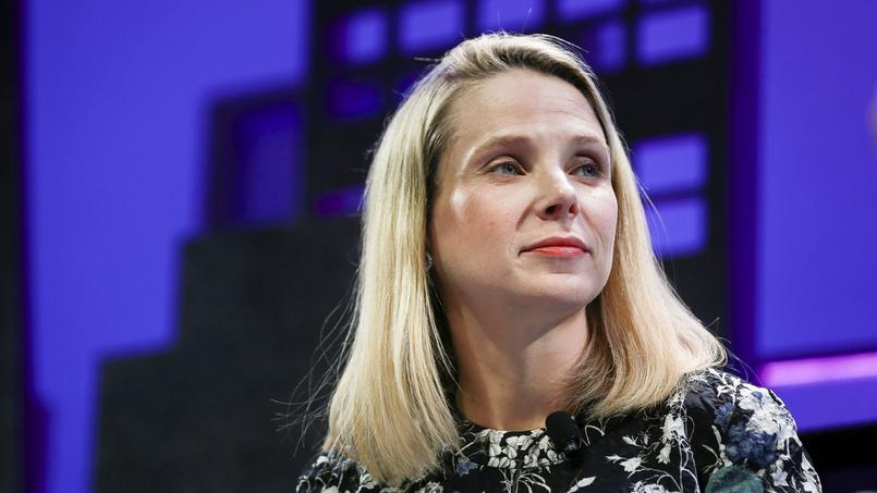 Marissa Mayer quittera Yahoo après la vente à Verizon