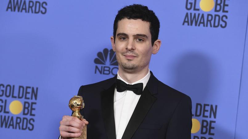 Le réalisateur Damien Chazelle a remporté sept Golden Globes pour sa comédie musicale  La La Land.