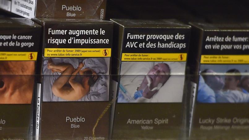 Belgique. Il reconnaît son père décédé sur des paquets de cigarettes