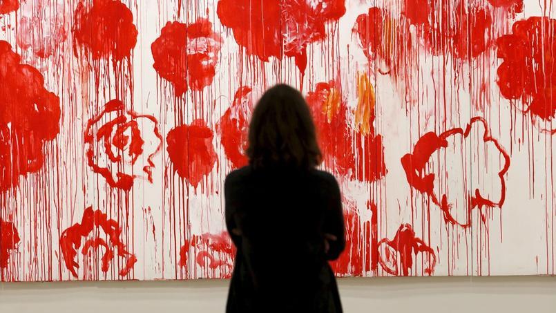 La première rétrospective complète de l'œuvre de l'artiste américain Cy Twombly au Centre Pompidou.
