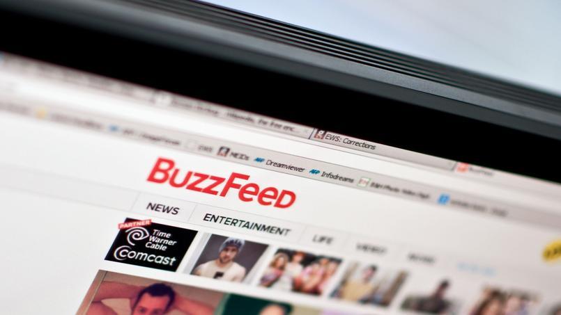 Le pure player de l'info BuzzFeed a publié des détails du rapport, estimant faire oeuvre de «transparence».