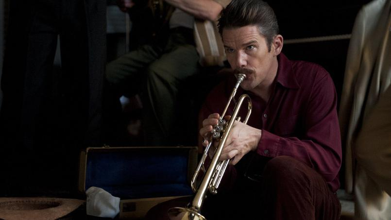 Ethan Hawke dans le biopic sur Chet Baker, Born to Be Blue.