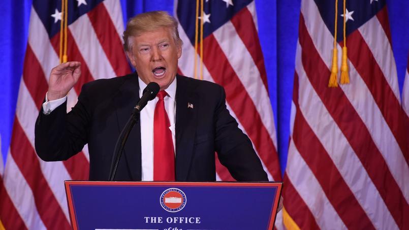 Donald Trump a nié faire l'objet de pressions russes.