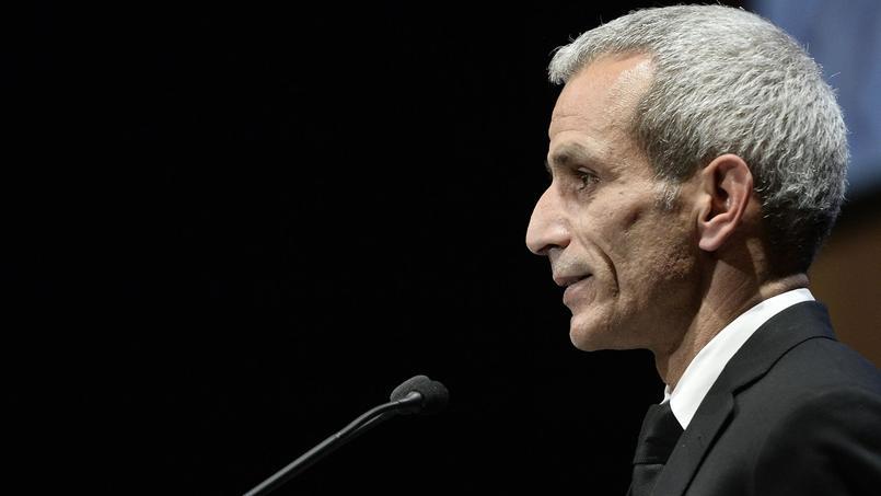Malek Boutih à Paris, le 2 novembre 2016.