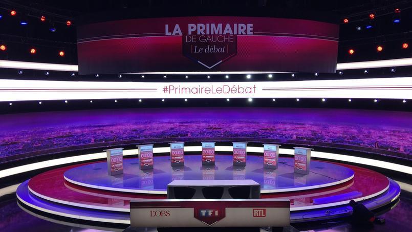 Suivez le débat de la primaire à gauche — Politique