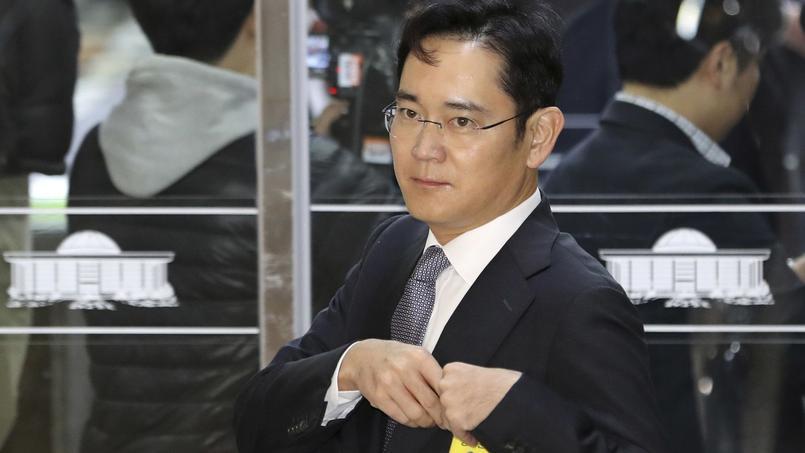 Lee Jae-Yong, Vice chairman de Samsung Electronics sera entendu en qualité de «suspect» par la Justice.