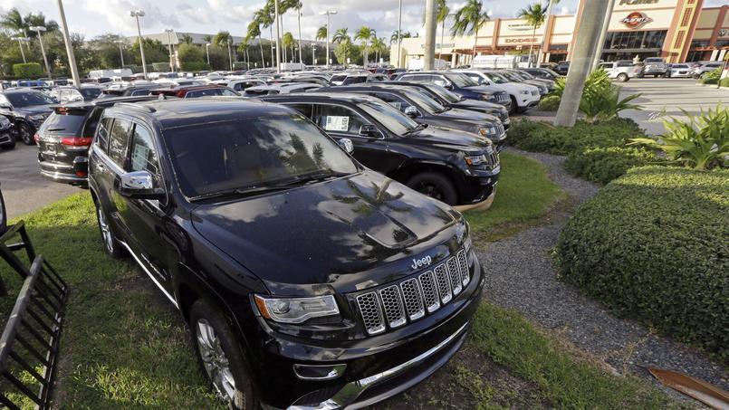Fiat s'écroule de 16% — Nouveau dieselgate