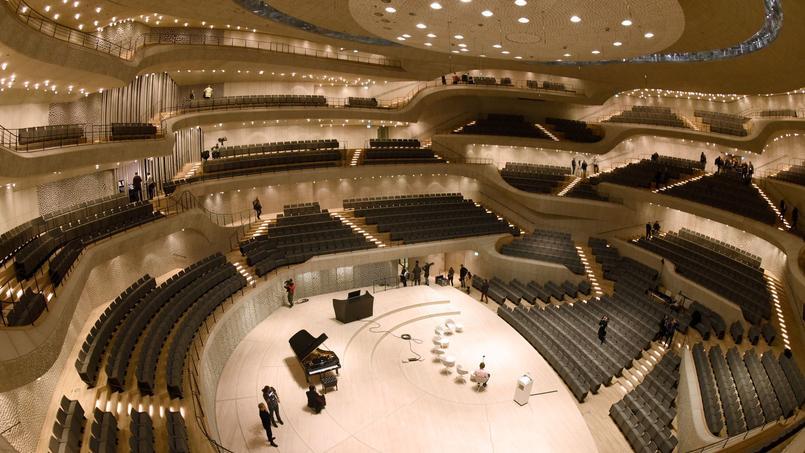 la philharmonie de l 39 elbe hambourg quel bijou d 39 architecture. Black Bedroom Furniture Sets. Home Design Ideas