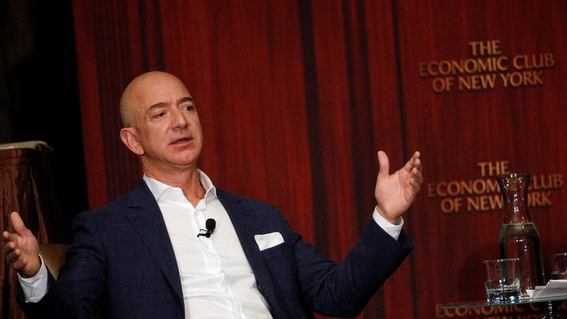 Amazon annonce la création de 100 000 emplois — États-Unis