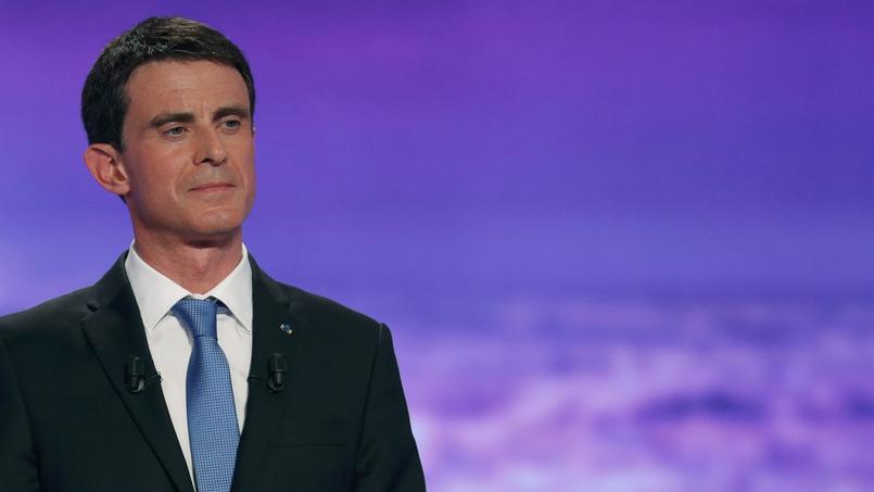 Valls devant au premier tour battu au second
