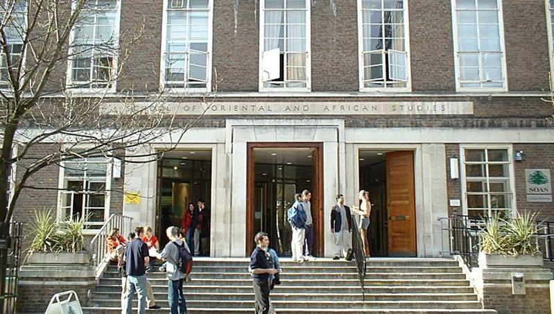 Un syndicat étudiant de la School of Oriental and African Studies (SOAS) de l'Université de Londres veut décoloniser les études de philosophie. Crédits Photo: Wikipédia.