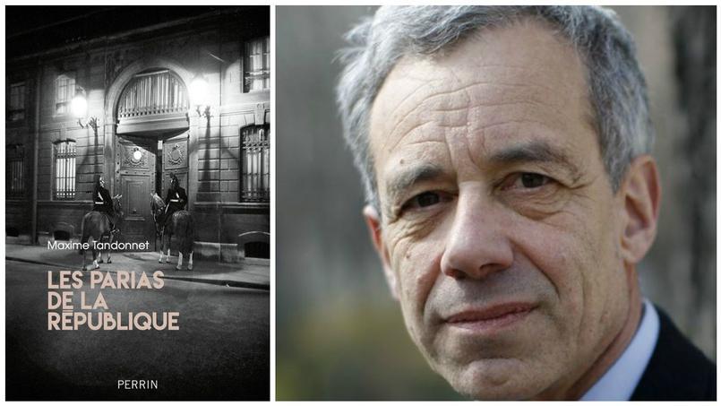 Maxime Tandonnet vient de publier Les Parias de la République chez Perrin. Crédits Photo: Jean-Christophe MARMARA/LE FIGARO