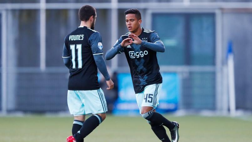 Justin Kluivert, graine de star à l'Ajax
