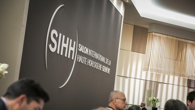 La 27e édition du SIHH se tiendra du 16 au 20 janvier 2017.