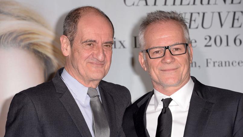 Pierre Lescure réélu à la tête du festival de Cannes