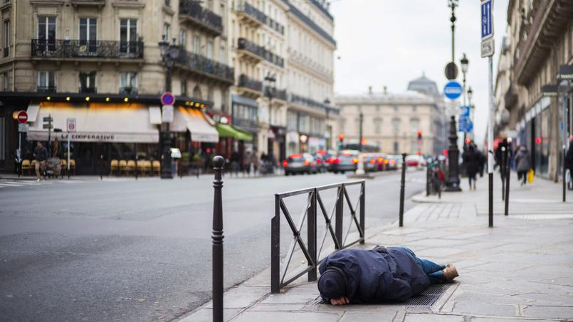 Vague de froid : des mesures renforcées mais «insuffisantes» pour les sans-abri