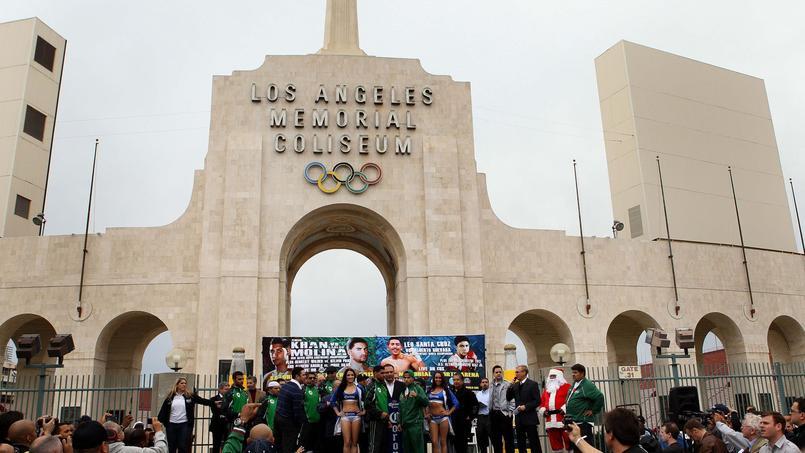 Le Los Angeles Memorial Coliseum a déjà acceilli les JO de 1932 et 1984.