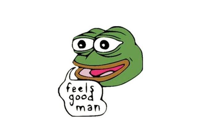 Pepe et sa plus célèbre réplique.