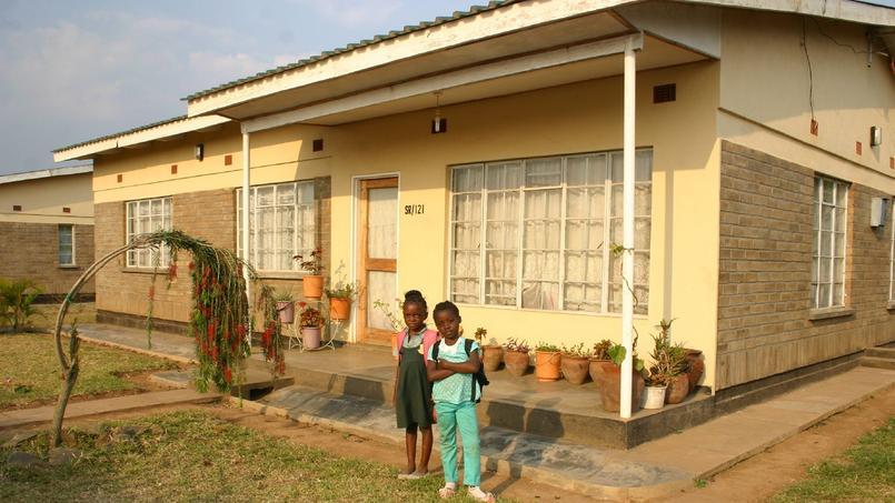 Lafarge a lancé un programme de logements abordables dans les pays émergents