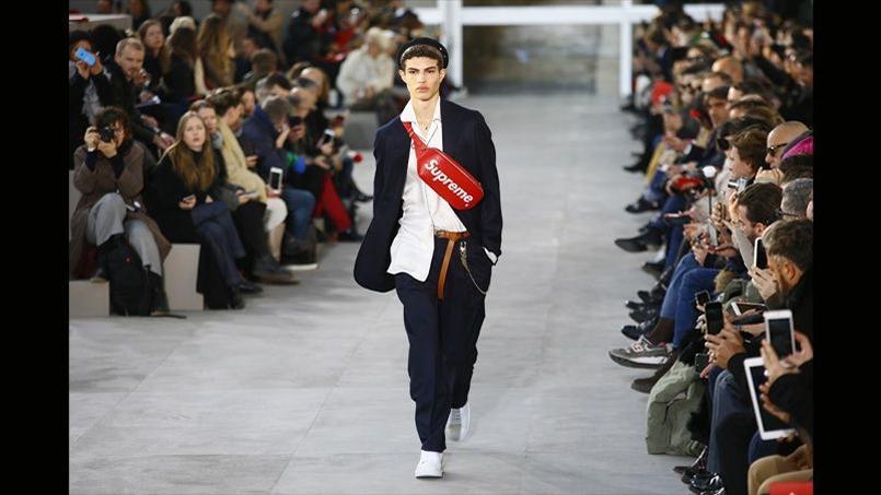 Collection Louis Vuitton automne-hiver 2017-2018.