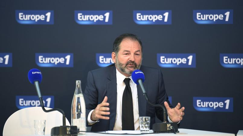 Denis Olivennes, PDG de Lagardère Active.