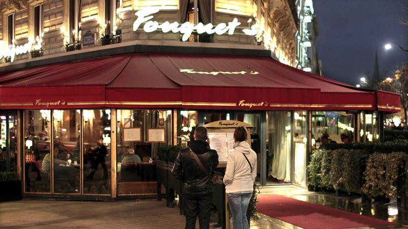 En plus des Champs-Élysées (photo ci-contre), l
