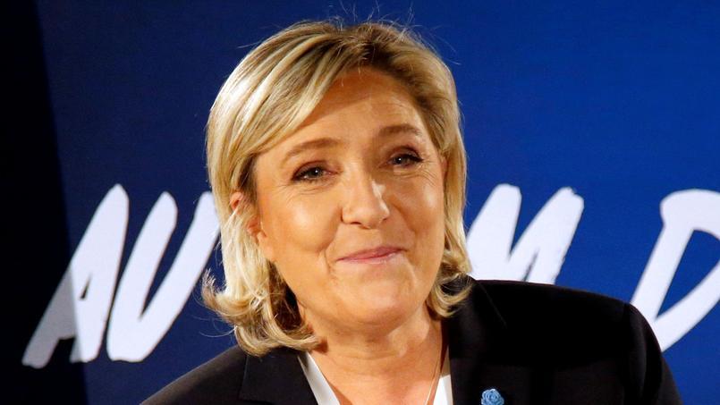 Le Pen stable, Fillon en recul, Macron en hausse — Présidentielle