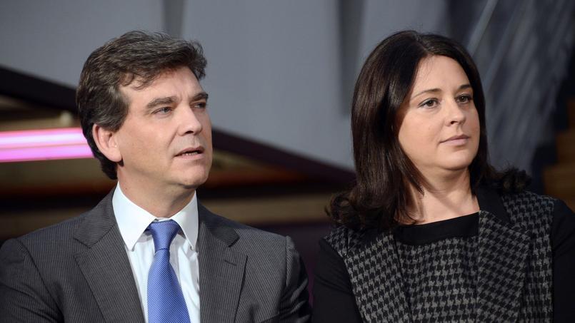 Arnaud Montebourg et Sylvie Pinel sont candidats à la primaire organisée par le PS.