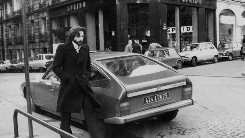 Roman Polanski à Paris le 28 février 1978 (il a quitté les «États-Unis où il devait comparaître devant un tribunal sur l'accusation de viol d'une mineure) .