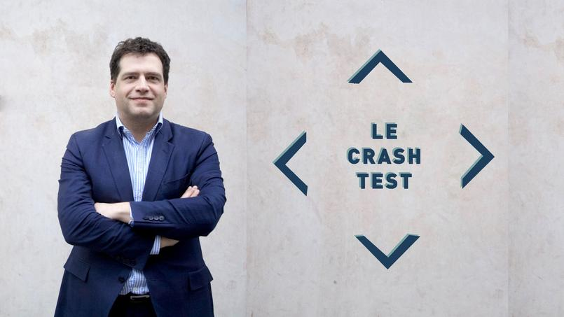 Christophe Vattier, PDG de The Bubbles Company, est l'invité du Crash Test.