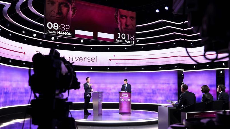Le débat Valls-Hamon résumé en 3 minutes — Primaire à gauche