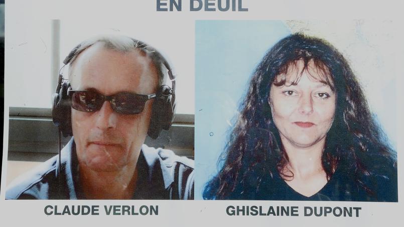 Journalistes pour RFI, Claude Verlon et Ghislaine Dupont ont été assassinés au Mali en novembre 2013.