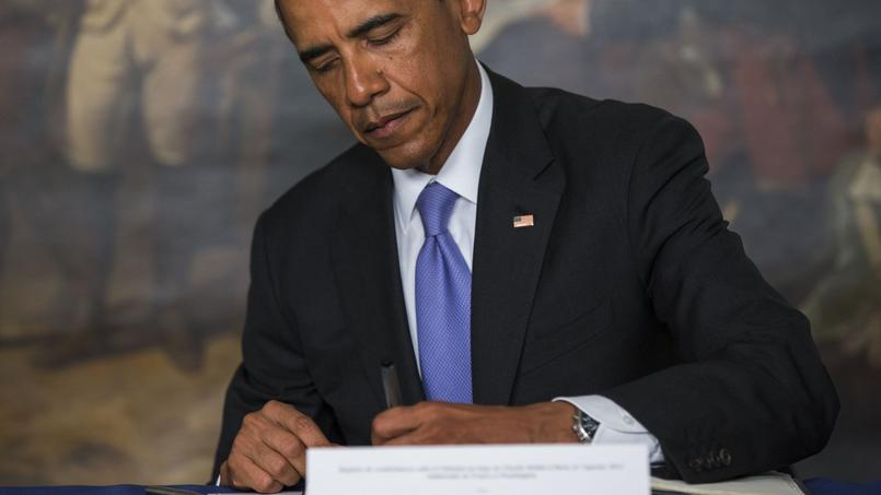 Barack Obama a quitté ses fonctions le 20 janvier 2017