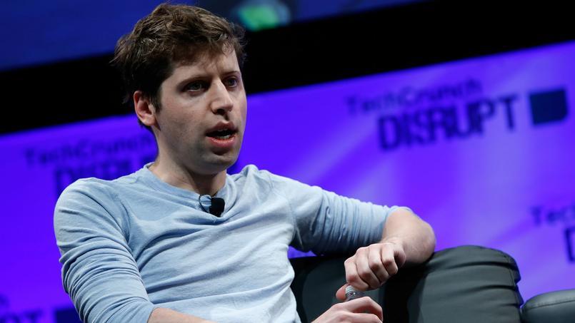 Sam Altman, président du Y Combinator, qui a lancé une expérimentation autour du revenu universel