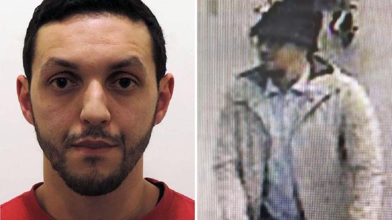 Mohamed Abrini, suspect-clé des attaques de Paris et Bruxelles, a été mis en examen dans la capitale française lundi dans l'enquête sur les attentats djihadistes du 13 novembre 2015.