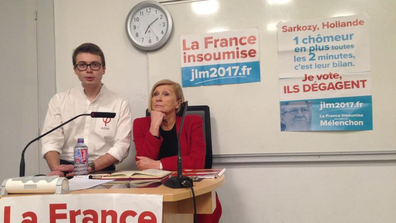 Chantal Mouffe, auteur de L'illusion du consensus, était l'invitée vendredi 27 janvier de la section La France insoumise de Sciences Po Paris.