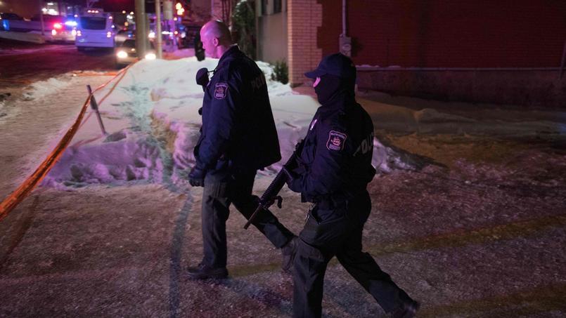 Une fusillade au centre culturel islamique fait 6 morts — Québec
