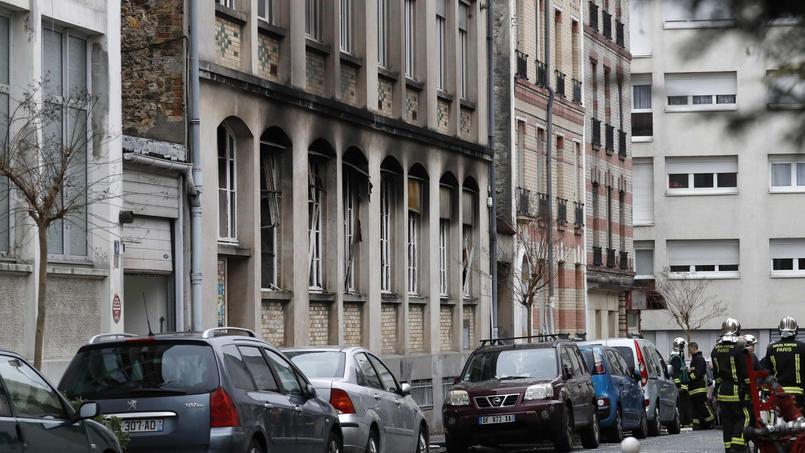Montrouge : explosion de l'usine de papier d'Arménie, six blessés