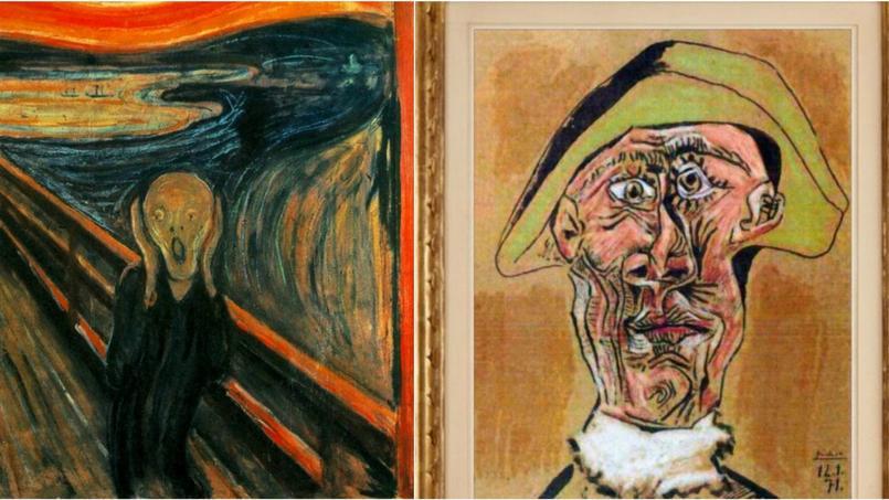 Très Van Gogh, Munch, Picasso, Bacon : ces chefs-d'œuvre volés depuis  QQ65