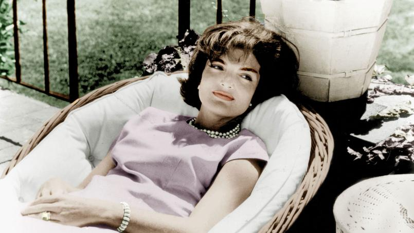 Jackie Kennedy, First Lady de légende et icône du chic.