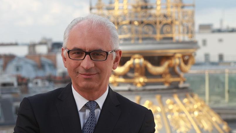 Paolo de Cesare, le PDG du groupe Printemps.