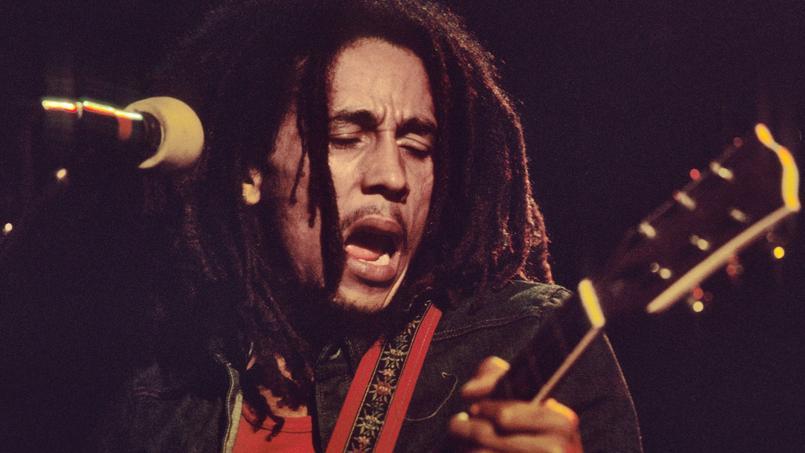 Des enregistrements retrouvés et restaurés — Bob Marley