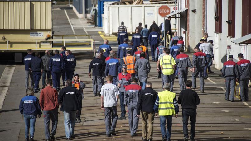 Le sauvetage du site de Belfort sur la sellette — Alstom