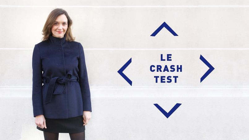 Elise Nebout, co-fondatrice de Les Mots, est l'invitée du Crash Test.