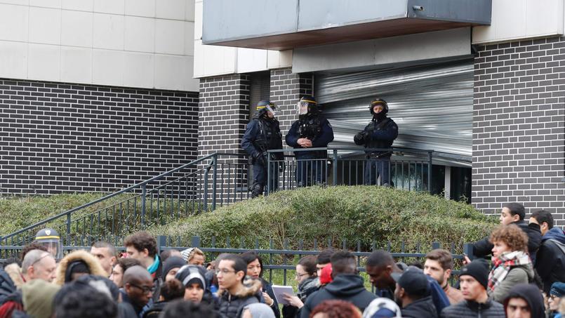 Aulnay sous Bois les avocats des policiers plaident l'accident  # Avocat Aulnay Sous Bois