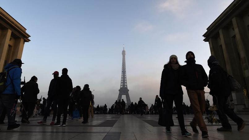 Nette reprise de la fréquentation touristique au 4e trimestre 2016 — France